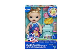 Baby Alive Super Snacks Snacking Shapes Baby