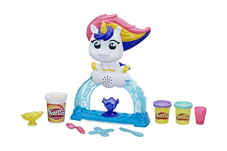 Play-Doh Tootie Unicorn Ice-Cream Set