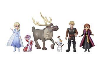 Frozen: 2 Frozen Adventure 5 Character Multipack