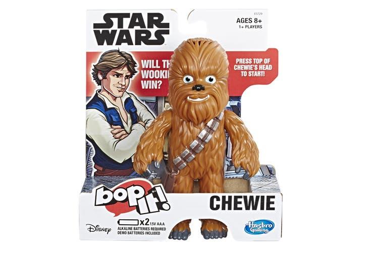 Bop It! Star Wars Chewie Edition Game