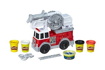 Play-Doh Wheels Fire Truck