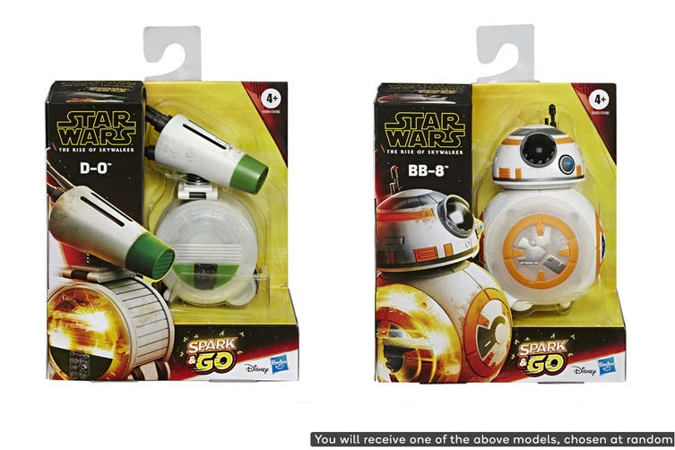 Star Wars Rev And Go Droid (Assorted)