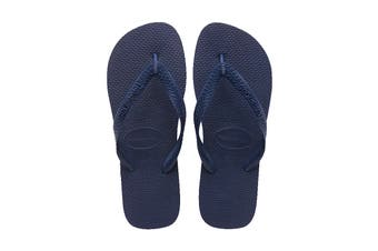 Havaianas Top Thongs (Navy Blue)