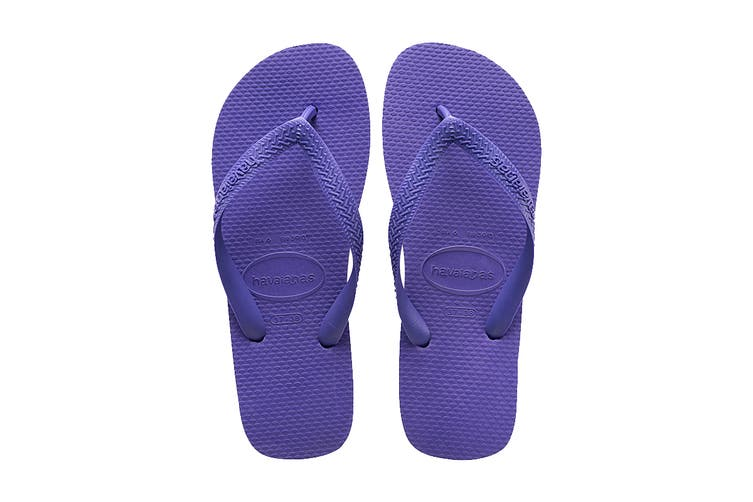 Havaianas Top Thongs (Purple, Size 37/38 BR)