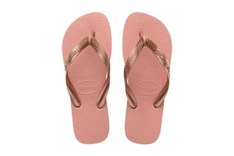 Havaianas Top Thongs (Nude Rose)