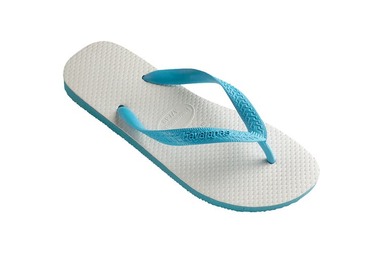 Havaianas Tradicional Thongs (Blue, Size 37/38 BR)