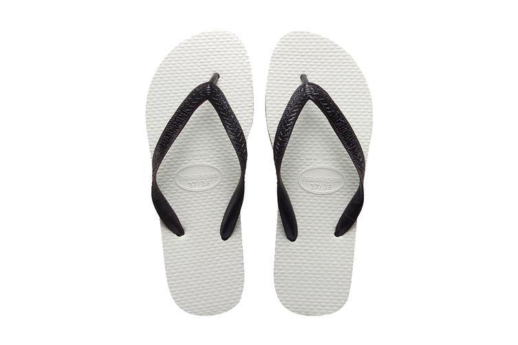 Havaianas Tradicional Thongs (Black, Size 35/36 BR)