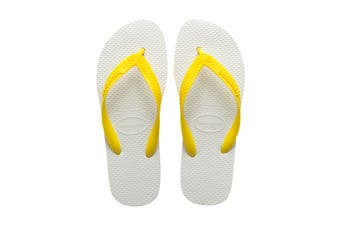 Havaianas Tradicional Thongs (Citrus Yellow)