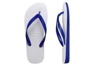 Havaianas Tradicional Thongs (Marine Blue)