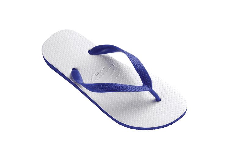 Havaianas Tradicional Thongs (Marine Blue, Brazil 35/36)