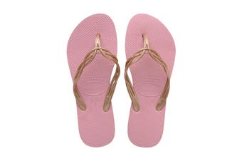 Havaianas Flash Sweet Thongs (Lavender Lilac)