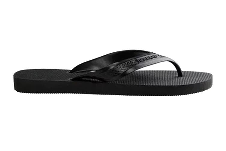 Havaianas Top Max Thongs (Black, Size 39/40 BR)