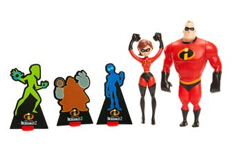 """The Incredibles 2 12"""" Power Couple Pack"""