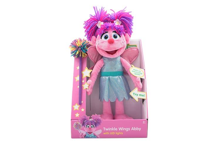 Sesame St Twinkle Wings Abby