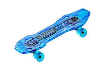 Yvolution Neon Cruzer Skate Board (Blue)