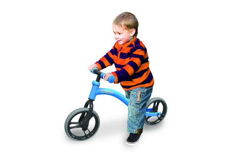 Yvolution Y Velo Air Balance Bike (Blue)