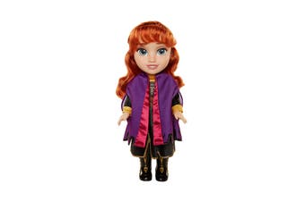 Frozen 2 Anna Toddler Doll