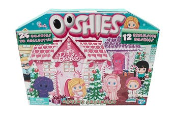 Ooshies Barbie Advent Calendar