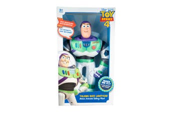 Toy Story 4 Talking Plush Buzz