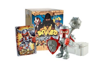 Boxed Warriors Collectibles Series 1