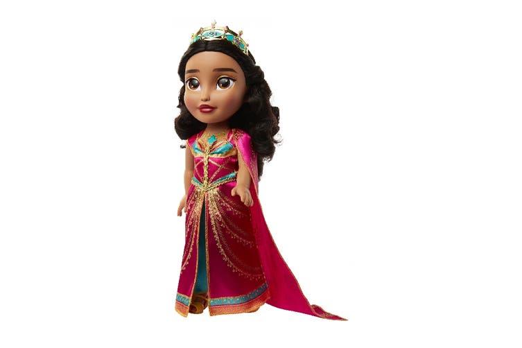 Aladdin Princess Jasmine Musical Toddler Doll