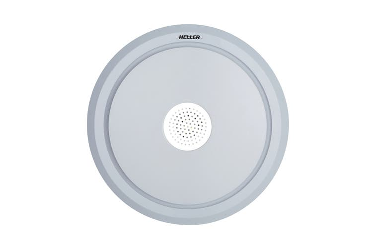 Heller 250mm Bluetooth Exhaust Fan with Led Light & Duct Kit (BTF)