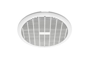 Heller 250mm Ball Bearing Exhaust Fan - White (HBBF250W)
