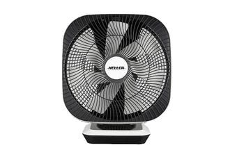 Heller 30cm Oscillating Desk Fan (HCDC30)