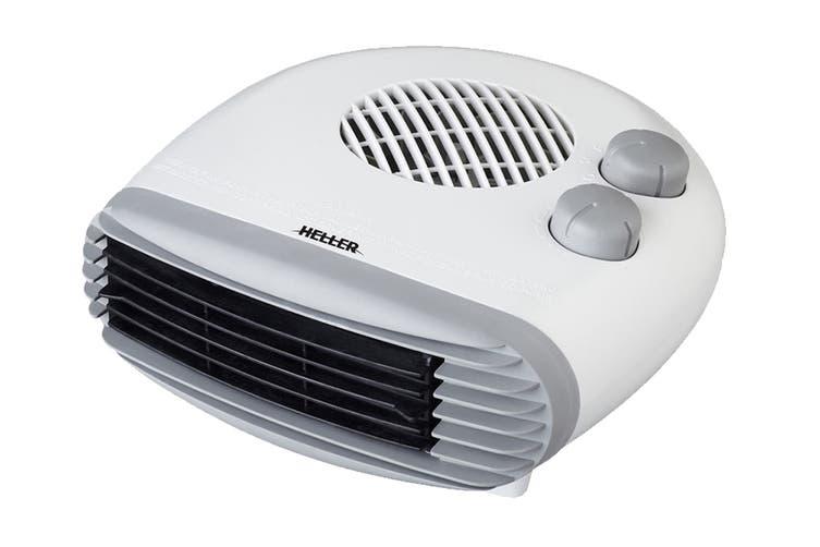 Heller 2400W Low Profile Fan Heater (HLF6)