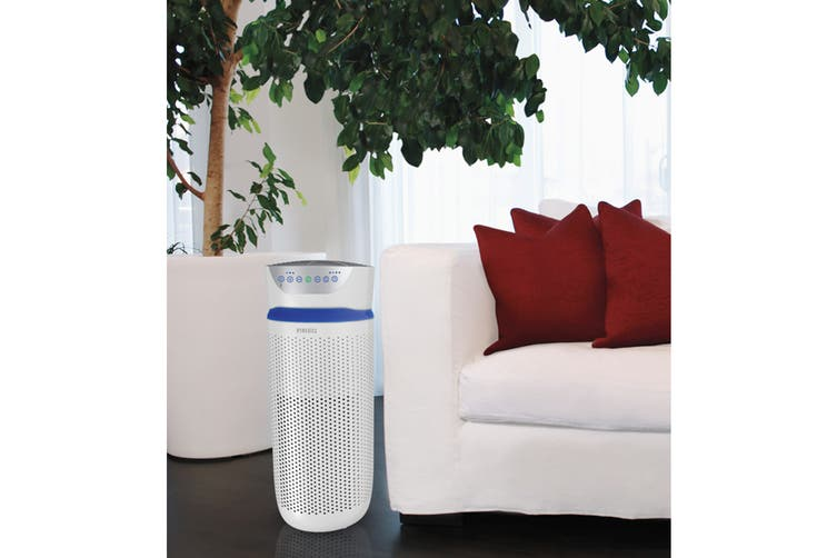 HoMedics Total Clean 5 In 1 Air Purifier - Large (AP-T40WT-AU)