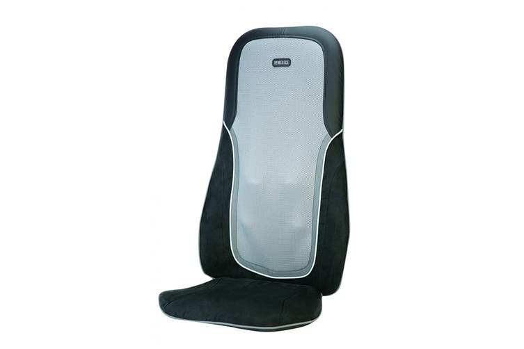 HoMedics Deluxe Shiatsu Massage Cushion - Grey (SBM750HGYAU)