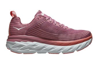 Hoka One One Women's Bondi 6 (Heather Rose/Lantana)