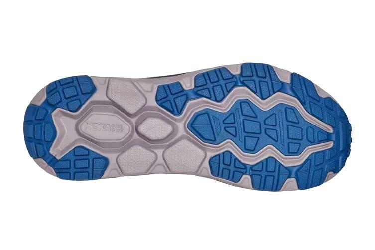 Hoka One One Men's Challenger ATR 5 Trial Running Shoe (Dark Blue/High Risk Red, Size 10 US)