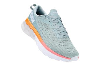 Hoka One One Women's Arahi 4 Running Shoe (Blue Haze/Lunar Rock, Size 5.5 US)