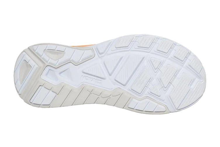 Hoka One One Women's Arahi 4 Running Shoe (Blue Haze/Lunar Rock, Size 5 US)