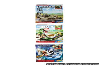 Hot Wheels Mario Kart Track Set Assorted
