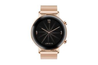 Huawei Watch GT 2 Elegant 42mm Smart Watch (Gold)