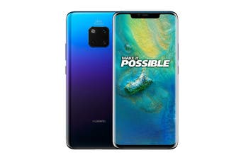 Huawei Mate 20 Pro (128GB, Blue) - Australian Model