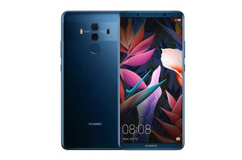Huawei Mate Pro 10 (128GB, Blue) - Australian Model