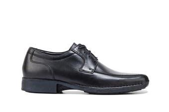 Hush Puppies Men's Power Shoe (Black Eee, Size 8 UK)