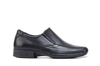 Hush Puppies Men's Prestige Shoe (Black Eee)
