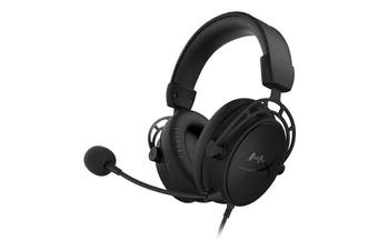 HyperX Cloud Alpha S Gaming Headset for PC, PS4 & Xbox One, Nintendo Switch (Black)