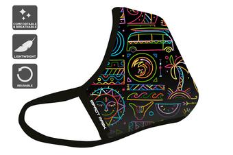 Boho Fest Washable Reusable 95 Face Mask