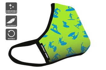 Green Grom Washable Reusable 95 Face Mask