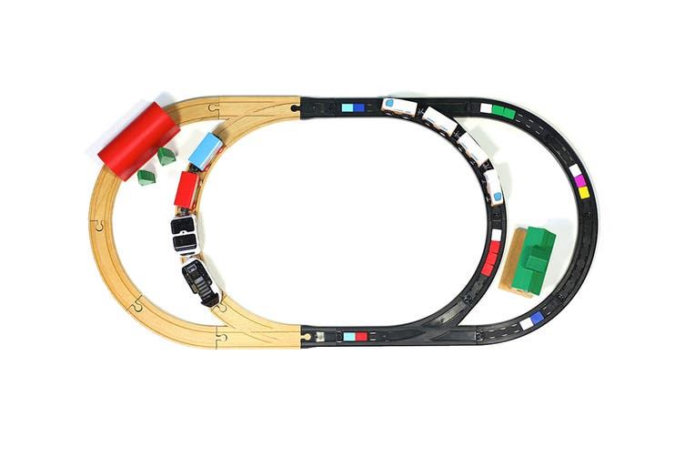Intelino Wooden Track Adapter Kit (INT-WADPT )