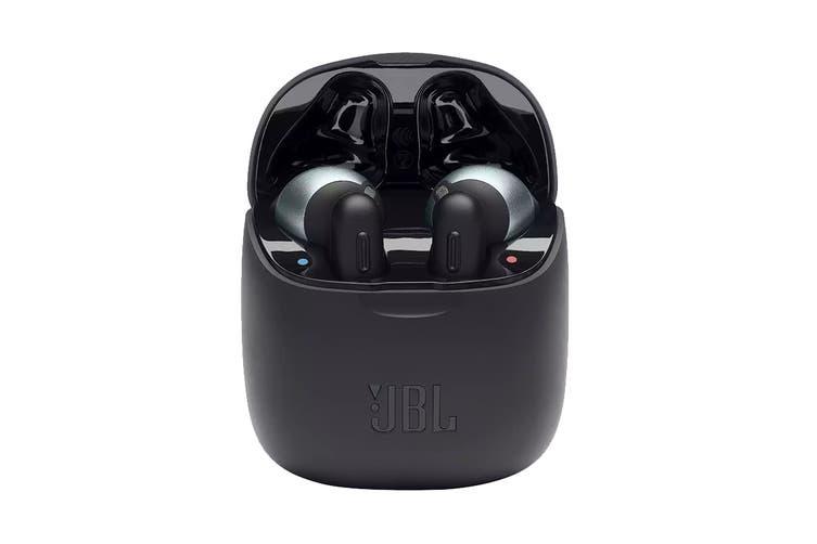 JBL Tune 220 True Wireless In-ear Headphones (Black)