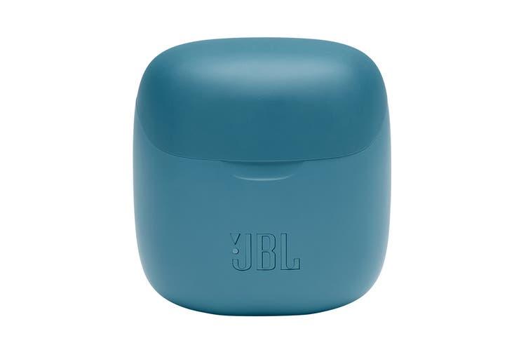 JBL Tune 220 True Wireless In-Ear Headphones (Blue)
