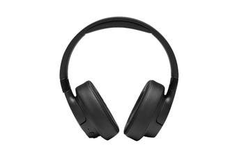 JBL Tune 750BTNC Wireless Over-Ear Active Noise Cancelling Headphones (Black)