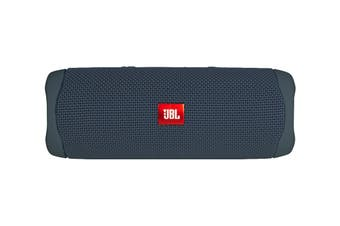 JBL Flip 5 Waterproof Bluetooth Speaker (Blue)