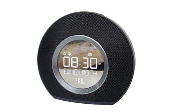JBL Horizon Bluetooth Speaker & Alarm Clock (Black)